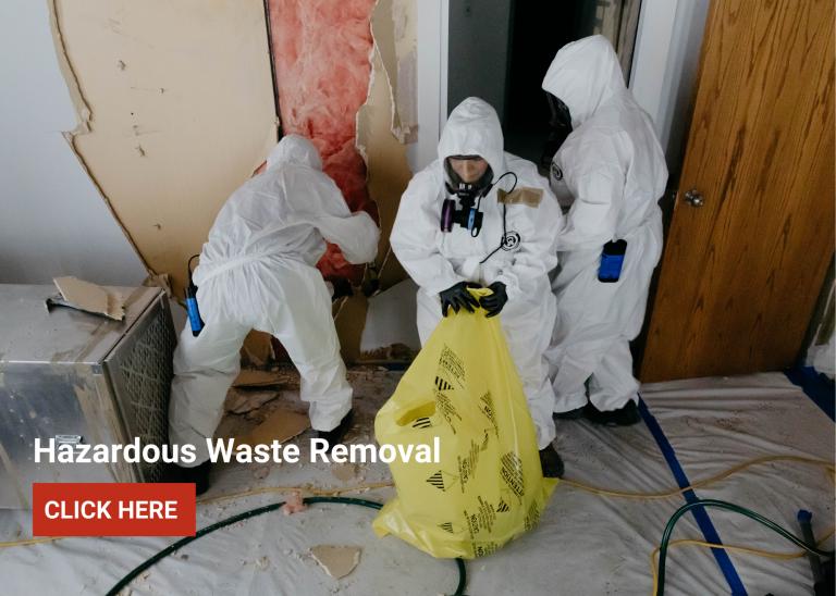 Hazardous Waste Removal