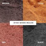 Dyed Wood Mulch