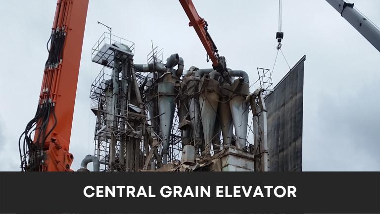 Central Grain - Thumbnail Photo