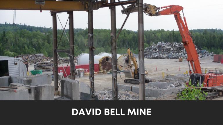David Bell Mine